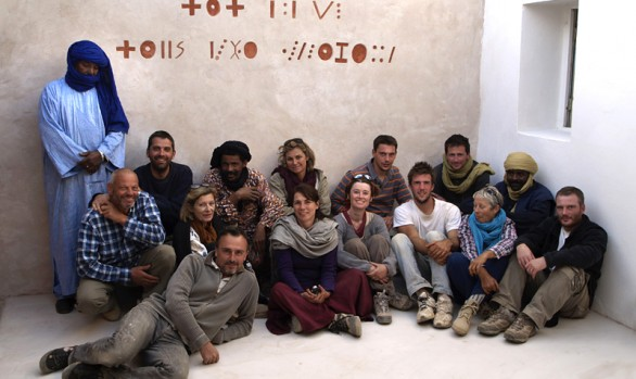 Voyage participatif Sahara